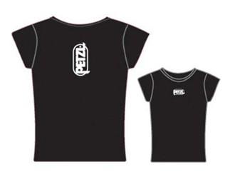 petzl eve t shirt small