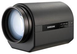 "Product # SLA-12240  <ul> <li><span class=""blackbold"">1/2"" Vari Focal Lens</span></li> <li>1.3 Megapixel</li> <li>Focal Length: 12 To 240mm (20x)</li> <li><span class=""bluebold"">DC Auto Iris</span> <li>F1.6 Aperture</li> <li>C Mount</li> </ul>"