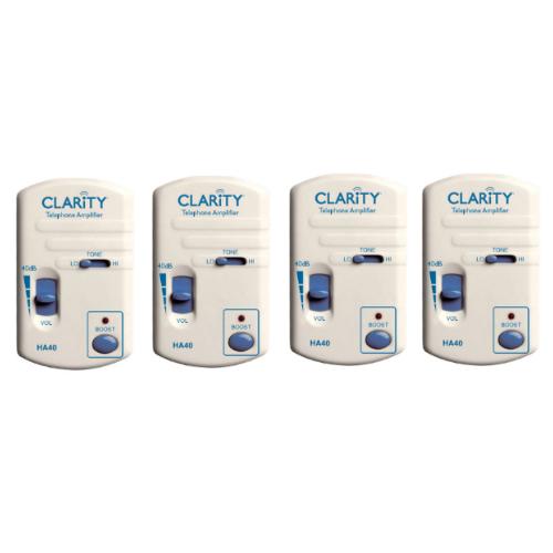clarity ha 40 4 pack