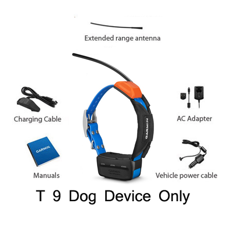 garmin t9 dog device only