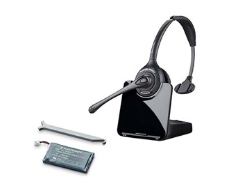 plantronics cs510 with battery tool