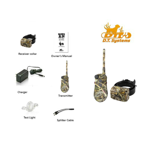 dt systems h2o1820 plus camo training system