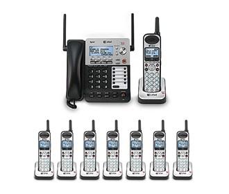 att sb67138 6 sb67108 1 free handset