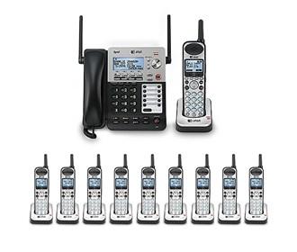 att sb67138 8 sb67108 1 free handset