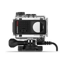 """<ul> <li><span class = """"blackbold"""">Action Camera Case</span></li> <li>Waterproof Up to 131'</li> <li>For VIRB Ultra 30</li> <li>Repels Water Droplets</li> <li>Access to Menu, Touchscreen & Display</li> <li>Includes 10 Meters Bare-wire Cable</li> </ul>"""