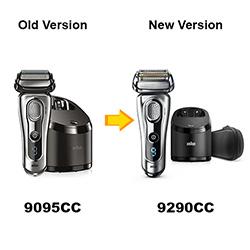 braun 9290cc replaces 9095cc
