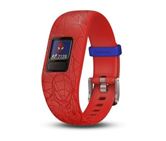 garmin vivofit jr. 2 adjustable spider man red 010 01909 36