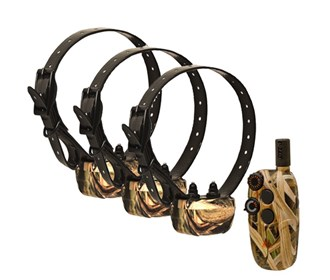 dt systems master retriever 1100 camo w two extra collars3 dog system
