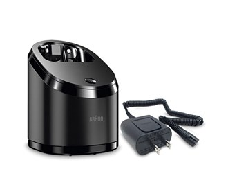 braun cleaning station and power cord