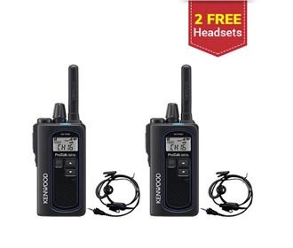 kenwood protalk uhf digital 2 watt portable radio nx p500
