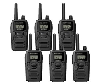 kenwood portable uhf business two way radio tk 3230dxk