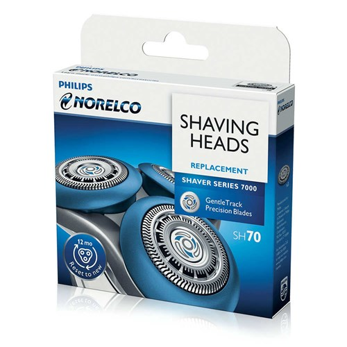 norelco sh70 52 replacement head