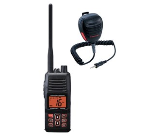 standard horizon hx400is vhf w free cmp460 microphone hx400is/cmp460