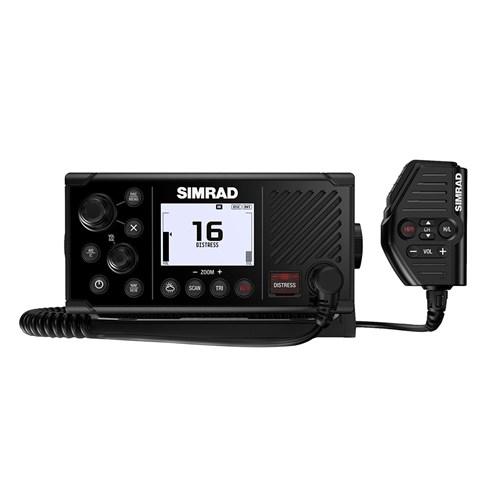 simrad rs40 vhf fixed mount marine radio
