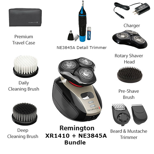 remington xr1410 plus ne3845a bundle