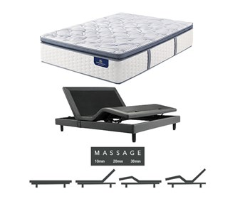 Ultimate 900 Plush Super Pillow Top Queen Size Mattress