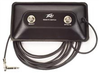 peavey footswitch 3330850