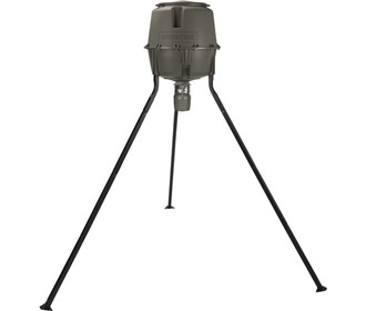 moultrie deer feeder unlimited tripod 30 gallon