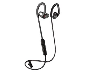 plantronics backbeat fit 350 black/grey