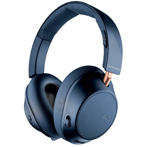 plantronics backbeat go 810 navy blue