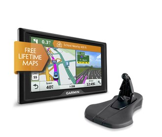 garmin drive 51lm with friction dash mount