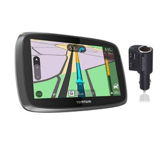 tomtom trucker 600 bundle w high speed multi charger