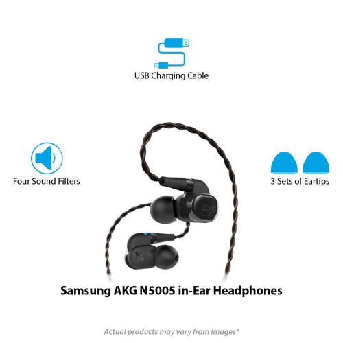 samsung akg n5005 in ear headphones