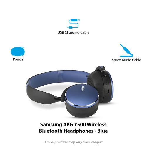 samsung akg y500 wireless bluetooth headphones