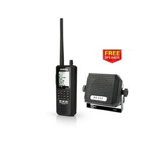 uniden bearcat bcd436hp with universal external speaker