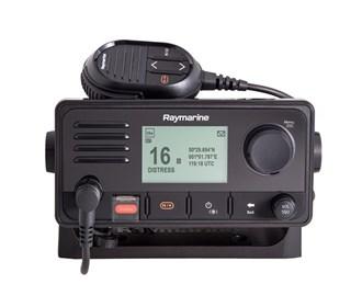 raymarine ray63 dual station vhf radio