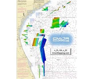 cmor mapping north florida georgia south carolina