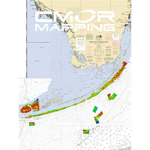 cmor mapping south florida