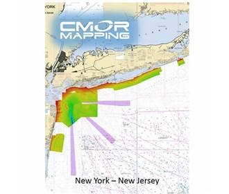 cmor mapping ny and nj
