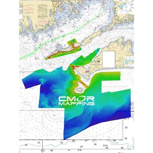 cmor mapping long, block island sound and martha vineyard