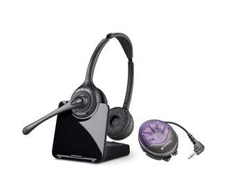 plantronics cs520 with online indicator 65116 02
