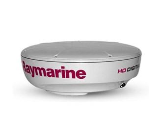 raymarine rd424hd hd digital radar dome with 10m cable
