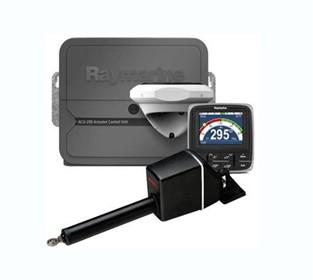 raymarine ev 200 sail linear drive evolution autopilot system