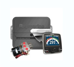 raymarine ev 200 power hydraulic evolution autopilot system