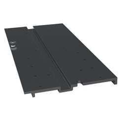"Product #  1854045 <ul> <li>Universal Mounting Bracket Top Plate</li> <li><span class=""blackbold"">Corrosion Resistant Anodized Aluminum</span></li> <li>Easy to Install</li> <li>Compatible w/ MKA-47 Universal Mounting Bracket</li> </ul>"