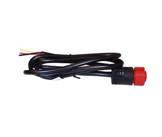 lowrance 2 wire power only cable