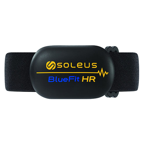 soleus hrm fit strap blue tooth