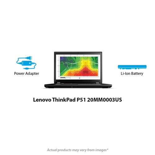 lenovo thinkpad p51 20mm0003us