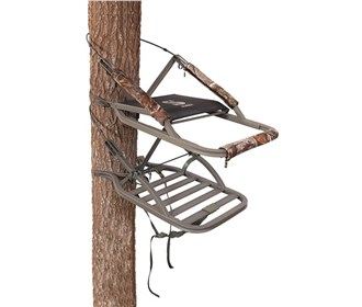 summit treestands sentry sd closed front