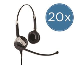 jabra vxi uc proset 21g 203071 corded headset