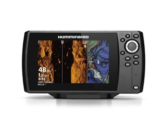 humminbird helix 7 chirp mega si gps g3 with t shirt