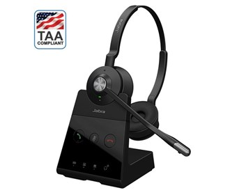 jabra engage 65 stereo taa compliant