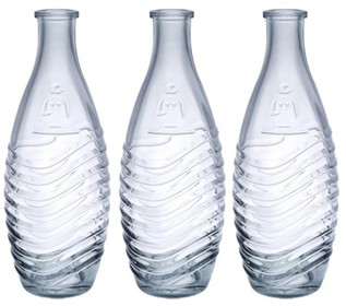 sodastream glass carafe