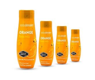 sodastream orange sodamix