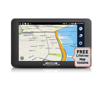 magellan roadmate 6615 lm with free lifetime maps