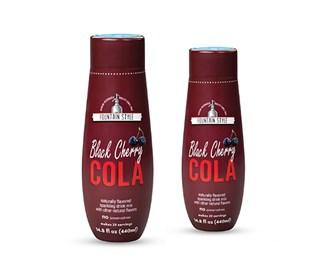 sodastream cherry cola sodamix 2 pack